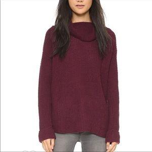 Free People sidewinder sweater